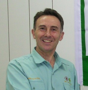 Chris Duggleby in 2004 as President of Formosa BP Chemicals Corporation