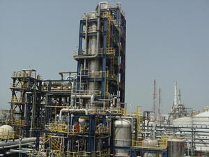 One of the plants in Taiwan constructed when Chris Duggleby was President of Formosa BP Chemicals Corporation